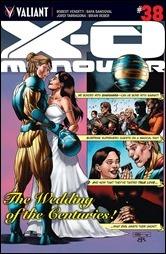 X-O Manowar #38 Cover C - Cafu