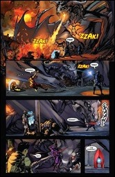 Eternal Soulfire #1 Preview 3