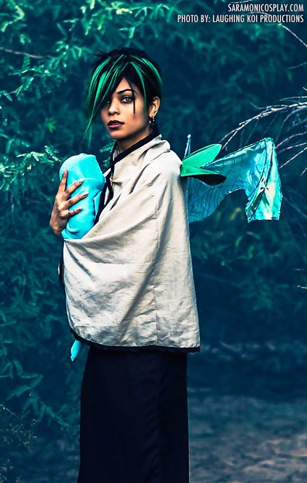 Saga comic book cosplay