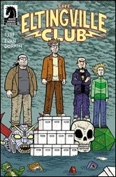 The Eltingville Club #2 Cover