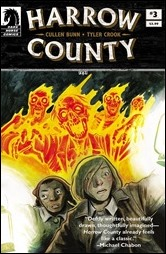Harrow County #3 Cover