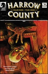 Harrow County #4 Cover