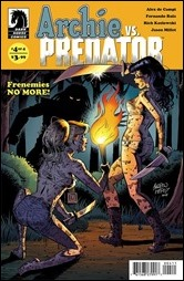 Archie vs. Predator #4 Cover A