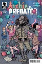 Archie vs. Predator #4 Cover B