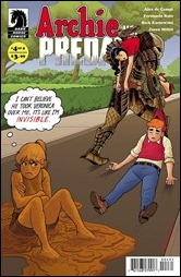 Archie vs. Predator #4 Cover C