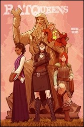 Rat Queens #11 Cover