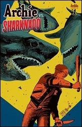 Archie vs Sharknado #1 Cover C - Francavilla Variant
