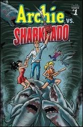 Archie vs Sharknado #1 Cover A