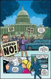 Archie vs Sharknado #1 Preview 1