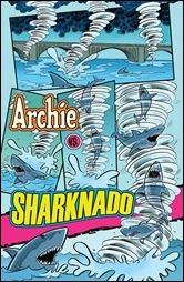 Archie vs Sharknado #1 Preview 4