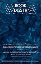 Book of Death: The Fall of Bloodshot #1 Preview 1