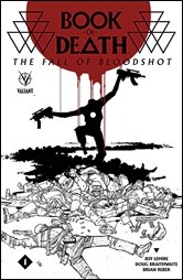 Book of Death: The Fall of Bloodshot #1 Cover B - Palo