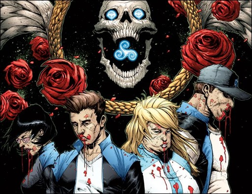 Book of Death: The Fall of Harbinger #1