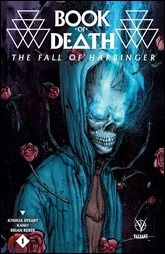 Book of Death: The Fall of Harbinger #1 Cover - Lee Variant
