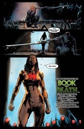Book of Death: Fall of Ninjak #1 Preview 5