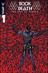 Book of Death: Fall of Ninjak #1 Cover A - Kano