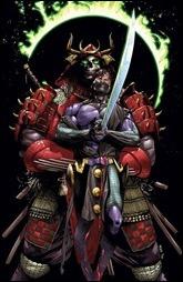 Book of Death: Fall of Ninjak #1 Cover B - Mann