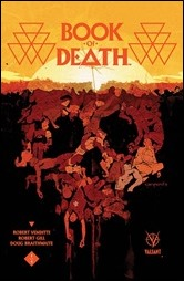 Book of Death #1 Cover B - Nord