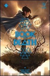 Book of Death #1 Cover D - Djurdjevic