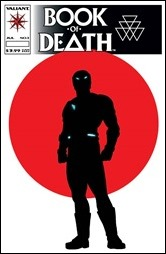 Book of Death #1 Cover - Perez Icons Variant