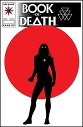 Book of Death #2 Cover - Perez Variant