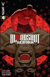 Bloodshot Reborn #4 Cover B- Johnson
