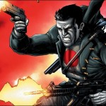 Preview: Bloodshot Reborn #4 by Lemire & Suayan