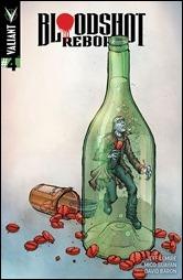 Bloodshot Reborn #4 Cover - Lee Variant