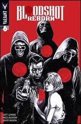 Bloodshot Reborn #6 Cover A - Suayan