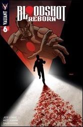 Bloodshot Reborn #6 Cover B - Johnson