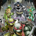 Batman/Teenage Mutant Ninja Turtles Team Up in November