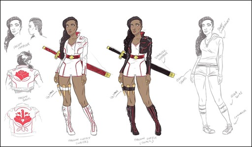 Fallon Designs by Logan Faerber