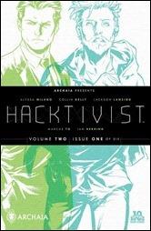 Hacktivist Vol. 2 #1 Cover A