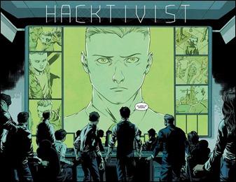 Hacktivist Vol. 2 #1 Preview 6