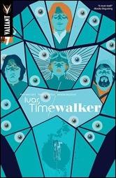 Ivar, Timewalker #7 Cover A - Allen