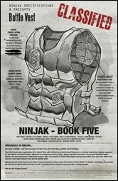 Ninjak #5 Preview 1