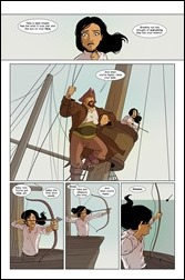 Princeless: Raven, The Pirate Princess #1 Preview 1