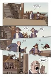 Princeless: Raven, The Pirate Princess #1 Preview 2