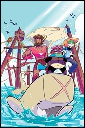 Power Up #1 Cover D - Unlocked Variant