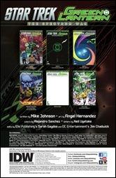 Star Trek/Green Lantern #1 Preview 1