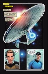 Star Trek/Green Lantern #1 Preview 4