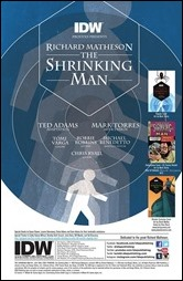 The Shrinking Man #1 Preview 1