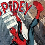 A Teenage Peter Parker Swings Into Stores in Spidey #1