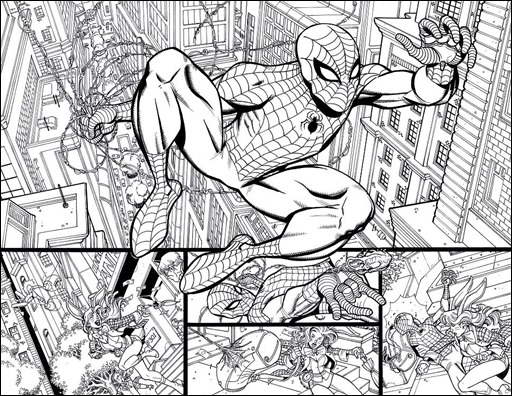 Spidey #1 Preview 2