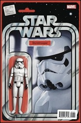 Star Wars #7 Cover - Christopher Action Figure Variant