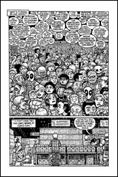 The Eltingville Club #2 Preview 2