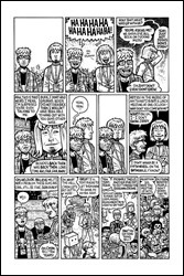 The Eltingville Club #2 Preview 5