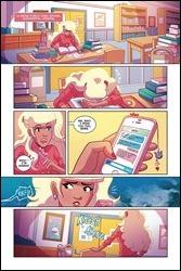 Zodiac Starforce #1 Preview 1