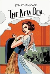 The New Deal HC Cover