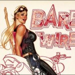 Preview: Barb Wire #2 by Warner, Olliffe, & Nguyen